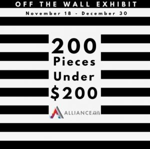 Off the Wall: 200 Under $200