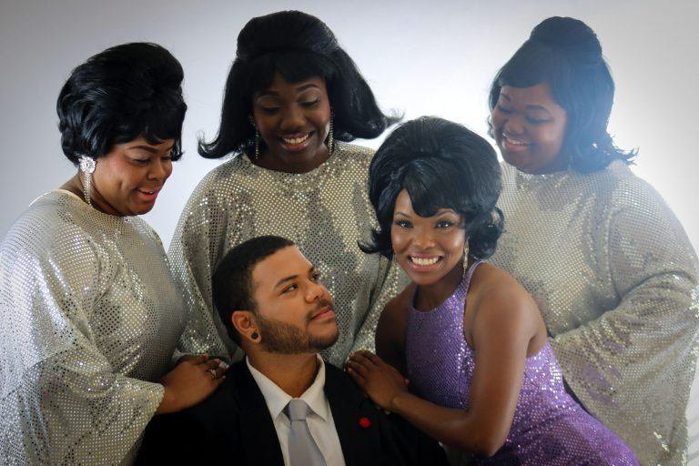 Angela Pierre and the Motown 4 Christmas Special