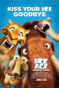 Family Movie Night: Ice Age: Collision Course