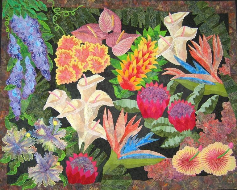 Pushing Boundaries: Art Quilters Unlimited