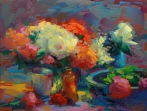 Still Life Workshop with Elio Camacho (Ages 16+)