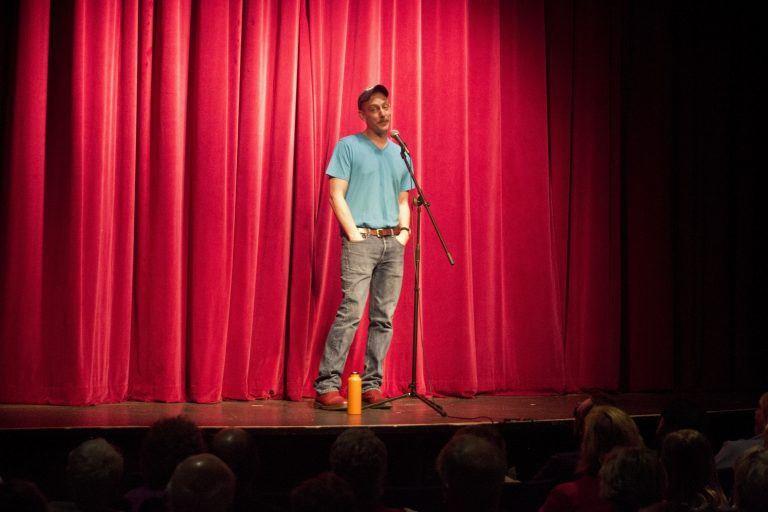 Storyteller Bil Lepp Presents: Fortune Cookies (Matinee)