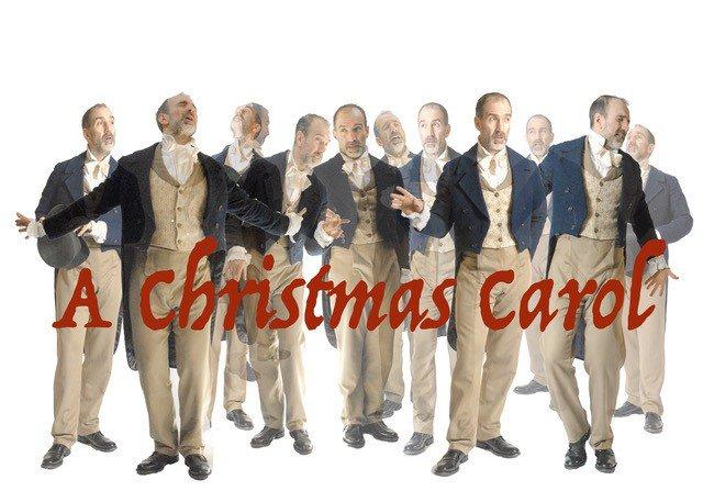 A One-Man Christmas Carol