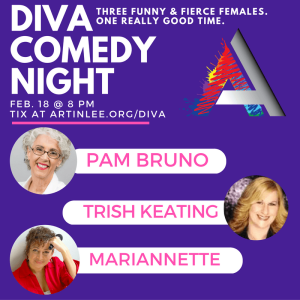 Diva Comedy Night