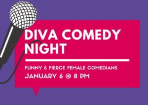 Diva Comedy Night III
