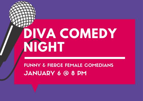 Diva Comedy Night III