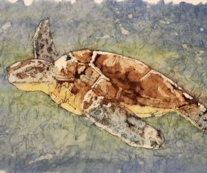 Sea Turtle – Batik Workshop (Ages 16+)