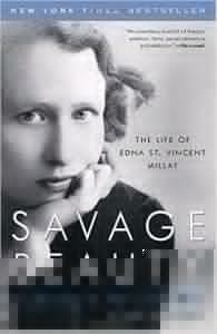 Member Gallery Book Club: Savage Beauty: The Life of Edna St. Vincent Millay