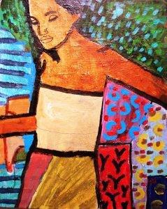 Intermediate Acrylic Painting