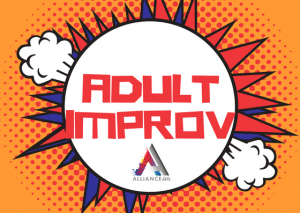 Adult Improv (Ages 16+)