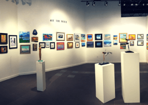 Small Works Exhibit: Off the Wall