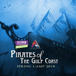 Spring Break Camp: Pirates of the Gulf Coast