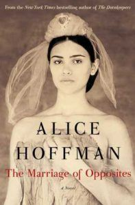 Member Gallery Book Club: Marriage of Opposites by Alice Hoffman