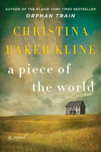 Member Gallery Book Club: A Piece of the World by Christine Baker Kline