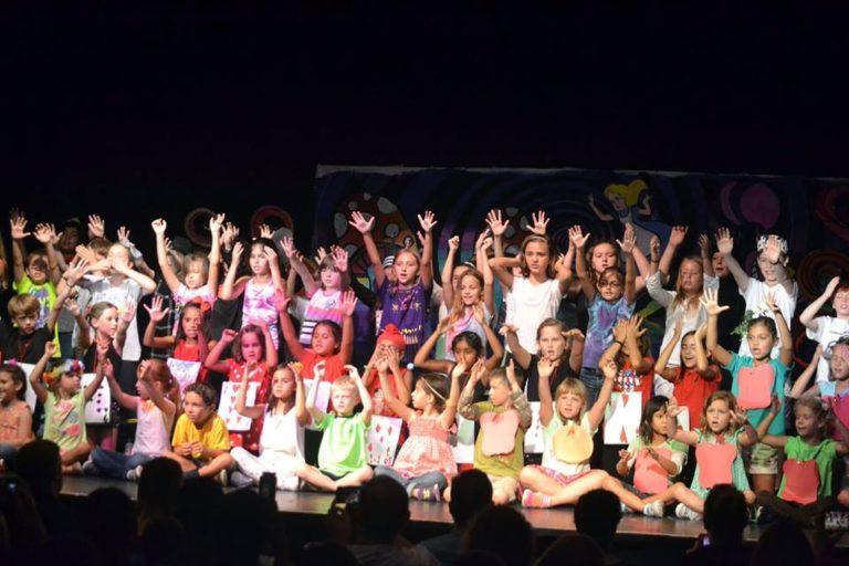 Summer Arts Camp: Super Heroes