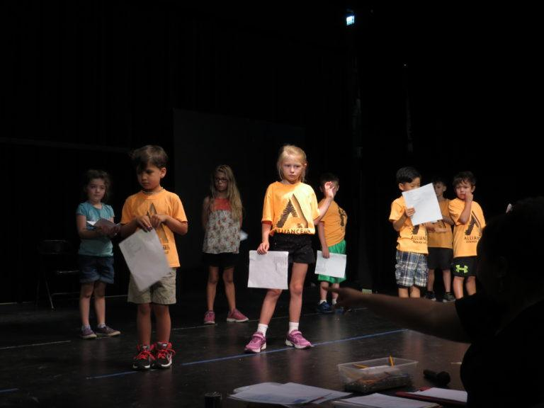 Summer Arts Camp: Are You Game?