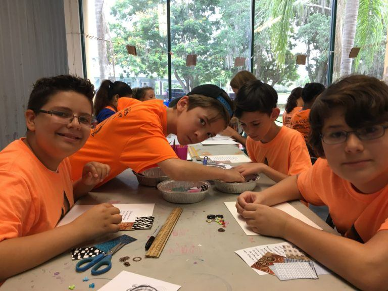 Summer Arts Camp: Broadway - Another Opening, Another Show!