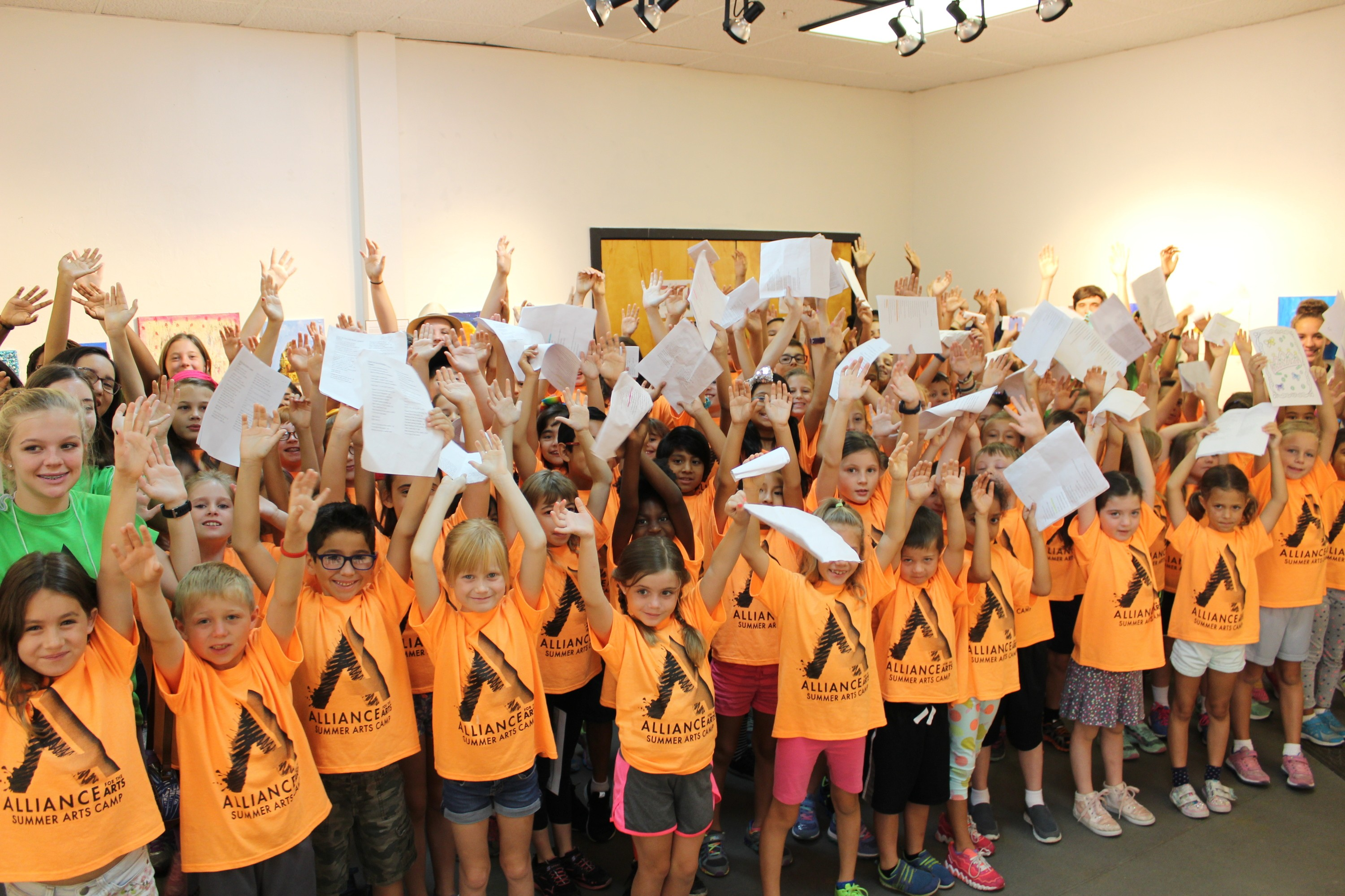 Supported By Summer Arts Camp Alliance