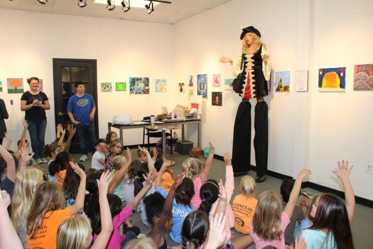 Summer Arts Camp: The Search for Yellow Beard's Hidden Treasure