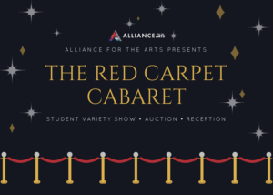 Red Carpet Cabaret Fundraiser