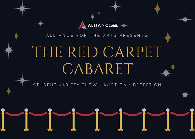 Red Carpet Cabaret Fundraiser