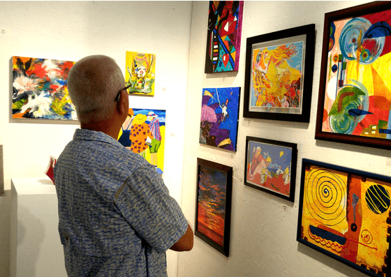 exhibits alliance for the arts