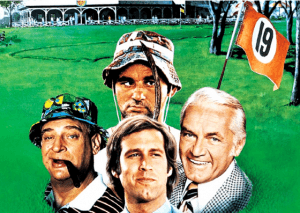 Free Indoor Movie Night: Caddyshack