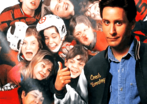 Indoor Family Movie Night: The Mighty Ducks
