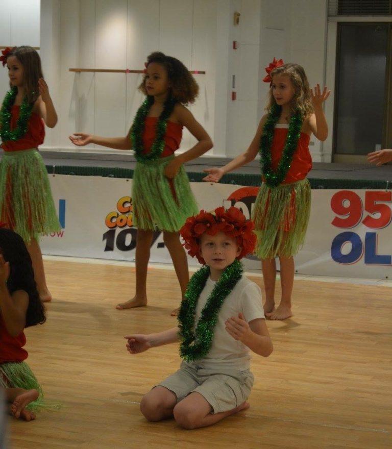 Hula Dance Class (Ages 3 – 16)