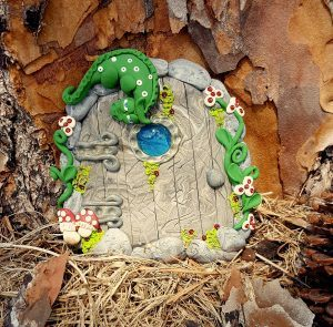 Every Tree Needs a Door – Fairy Creations (Ages 14+)