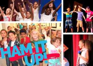 HAM IT UP! Day Camp